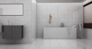 کف توالت و حمام