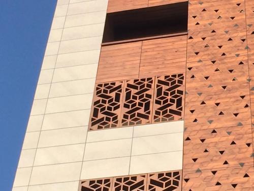 سرامیک نما ساختمان