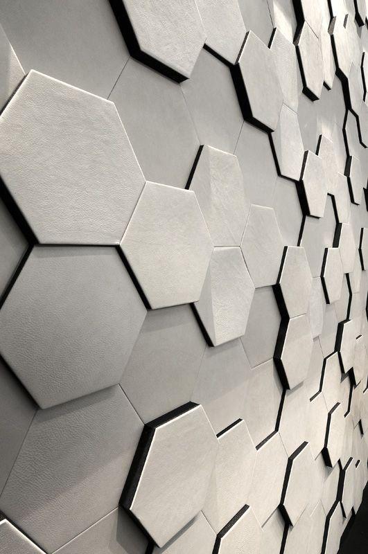 کاشی دیوار 3 بعدی